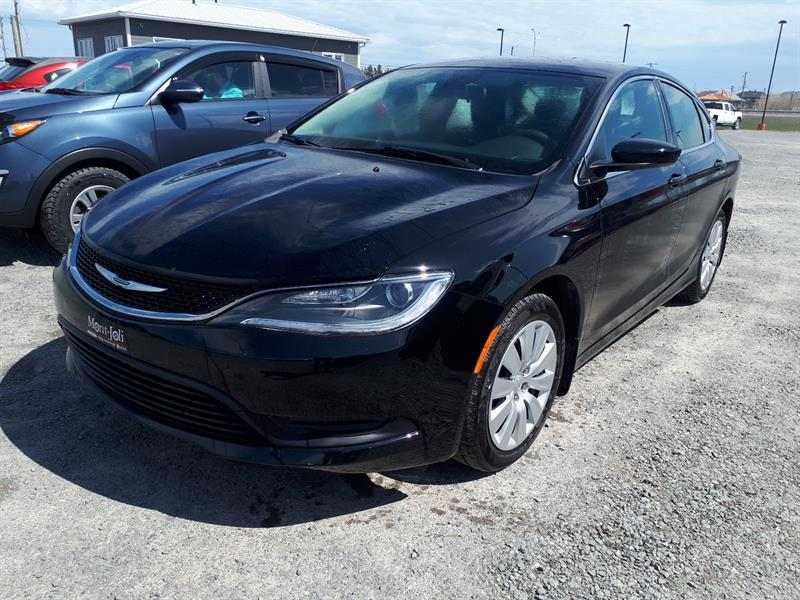 Chrysler 200 2016 LX #16270
