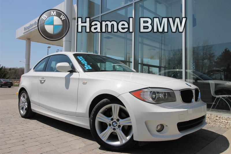 BMW 1 Series 2013 2dr Cpe 128i #18-531A