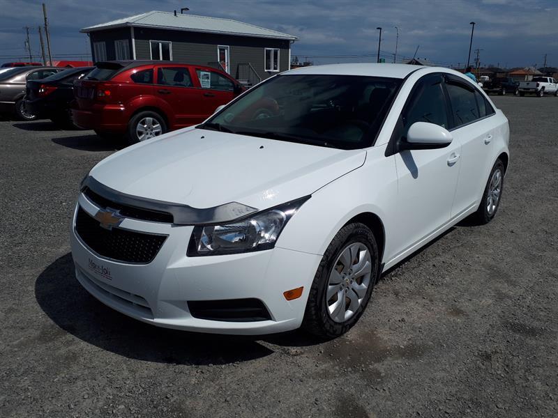 Chevrolet Cruze 2012 4dr Sdn LT Turbo w-1SA #u0178
