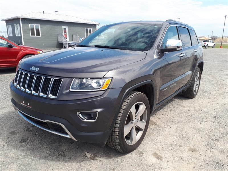 Jeep Grand Cherokee 2015 4WD 4dr Limited #u0263a