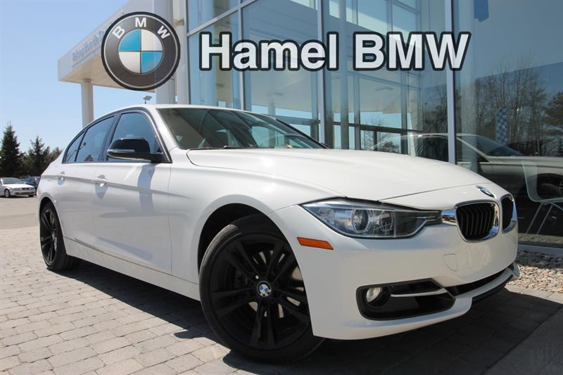 BMW 3 Series 2013 4dr Sdn 328i xDrive AWD 2,9% 84 mois #u17-302