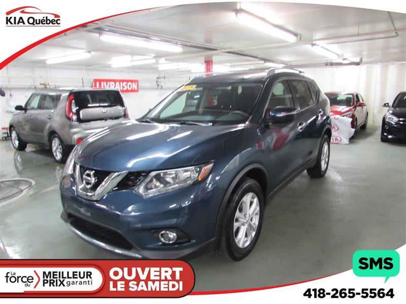 Nissan Rogue 2015 SV *AWD* MAGS* CRUISE* BANCS CHAUFFANTS* #K181140A