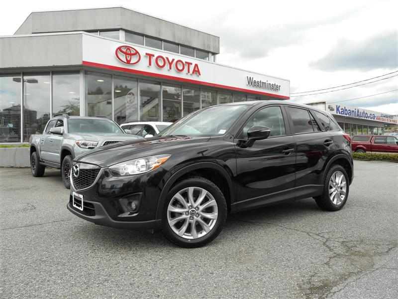 2015 Mazda CX-5 GT Technology Package #HL71034A