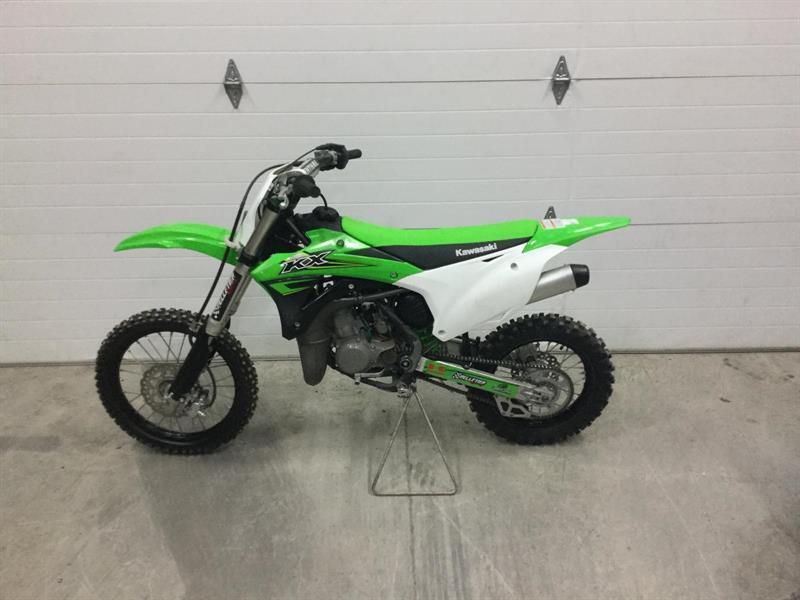 Kawasaki KX85 2015
