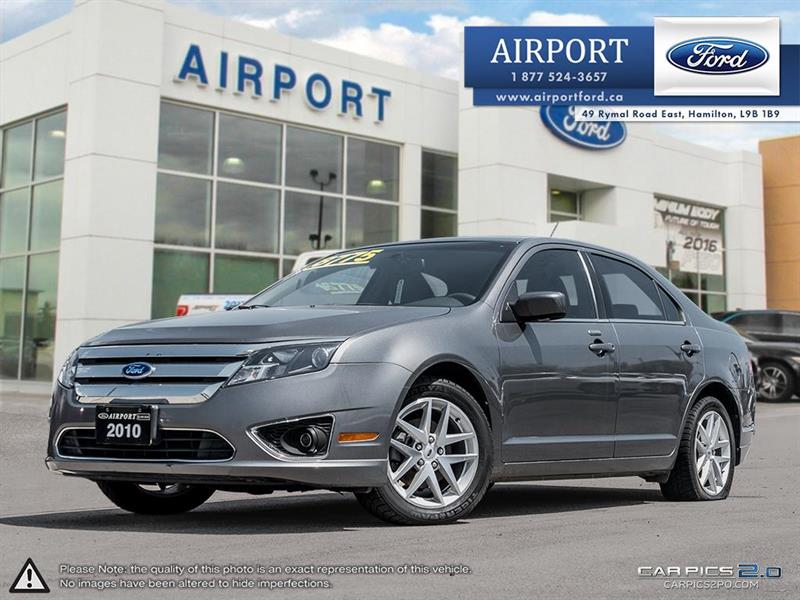 2010 Ford Fusion SEL AWD with only 152,593 kms #A80032