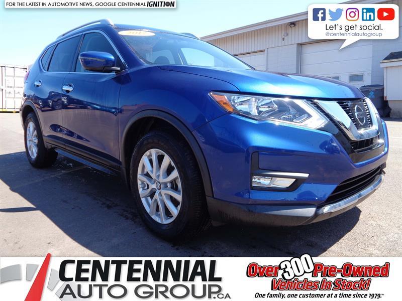 2017 Nissan Rogue SV | FWD *SAVE $5,000!* #17-409