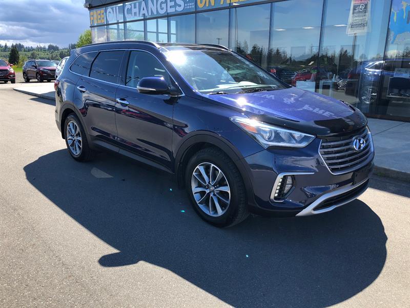 2017 Hyundai Santa Fe XL Luxury #P47431