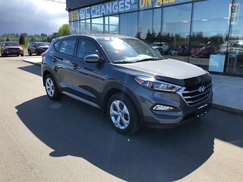 2017 Hyundai Tucson Premium #T18042