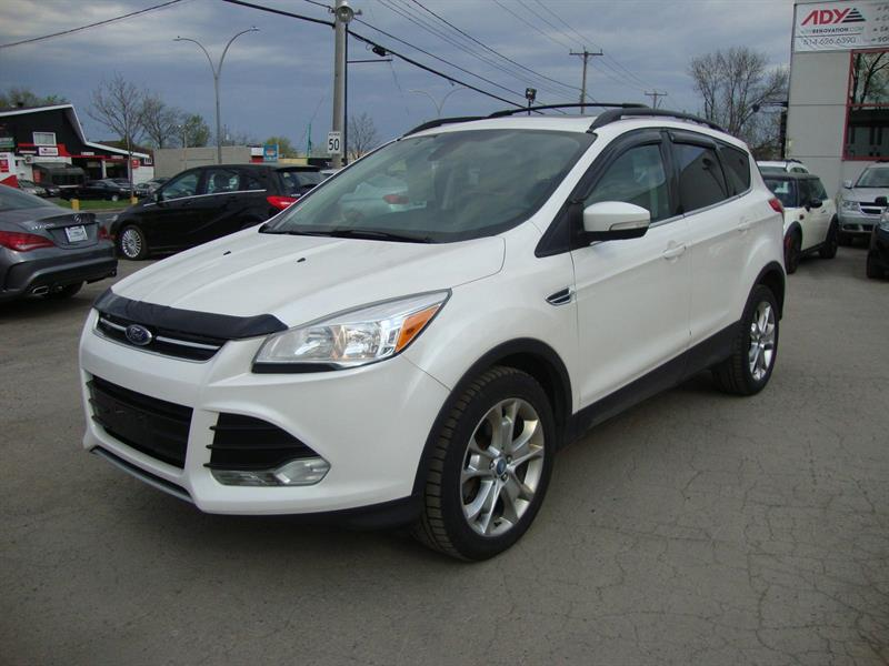 Ford Escape SEL 4WD CUIR-NAVI-2 TOIT-18