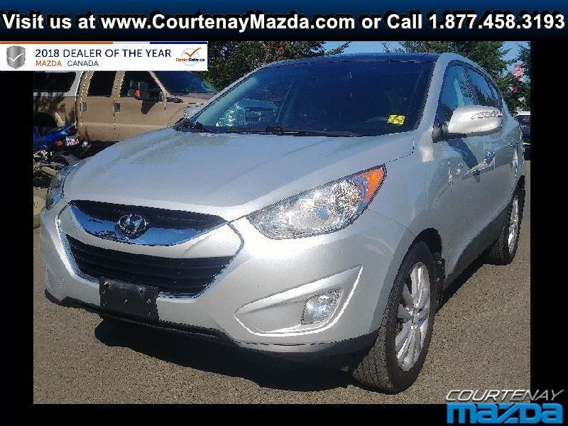 2013 Hyundai Tucson Limited AWD at #P4613