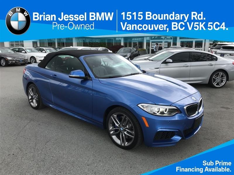 2016 BMW 2 Series 228i xDrive Cabriolet #BP6512