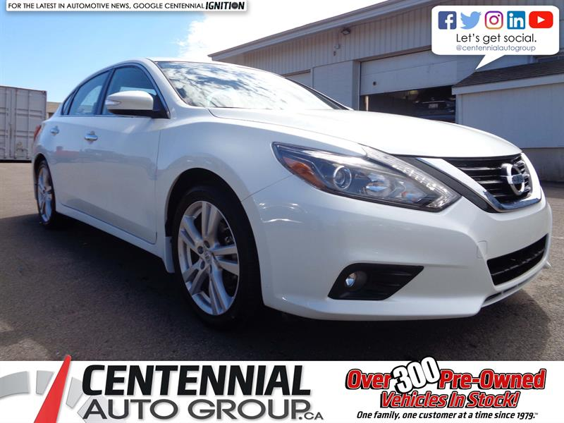 2017 Nissan Altima 3.5 SL | FWD *SAVE $8,000* #17-457