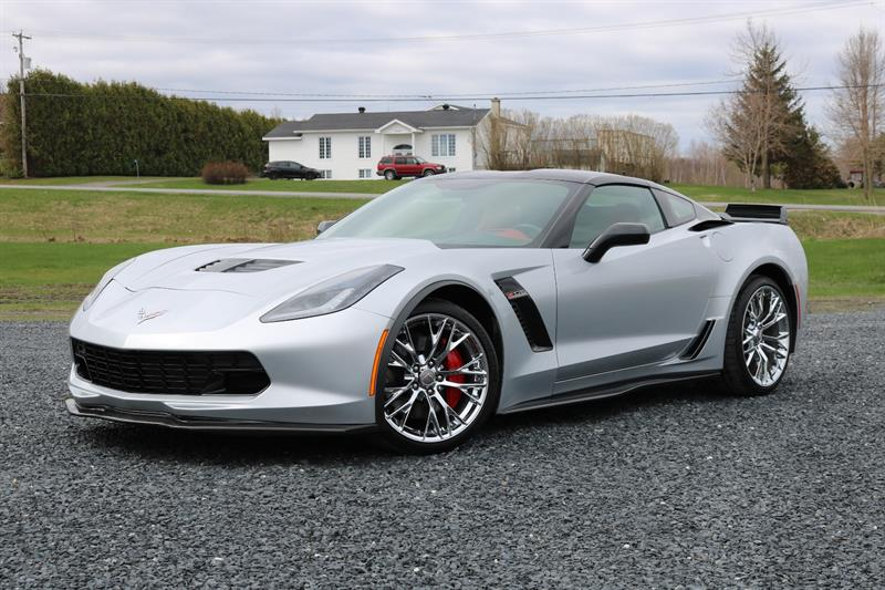 Chevrolet Corvette 2016 Z06 3LZ Coupe Automatique #170967