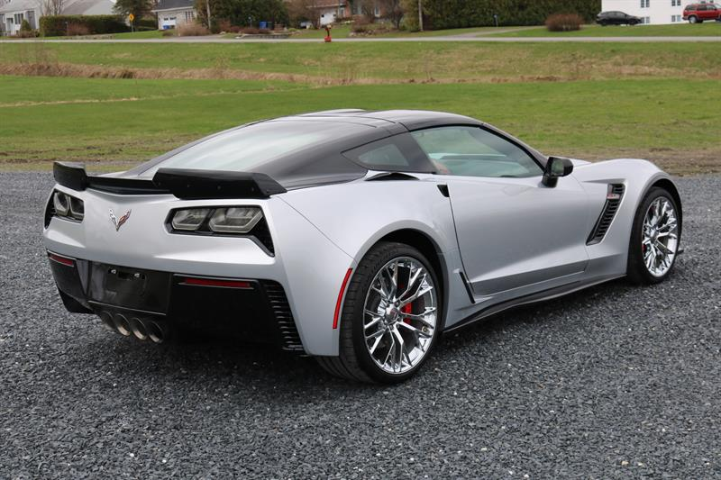 chevrolet corvette z06 3lz coupe automatique 2016 occasion vendre saint isidore chez autos. Black Bedroom Furniture Sets. Home Design Ideas