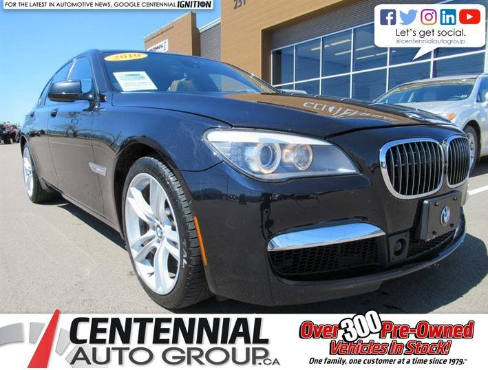 2010 BMW 7 Series 750i | M PACKAGE | HEADS UP DISPLAY | xDrive #U377
