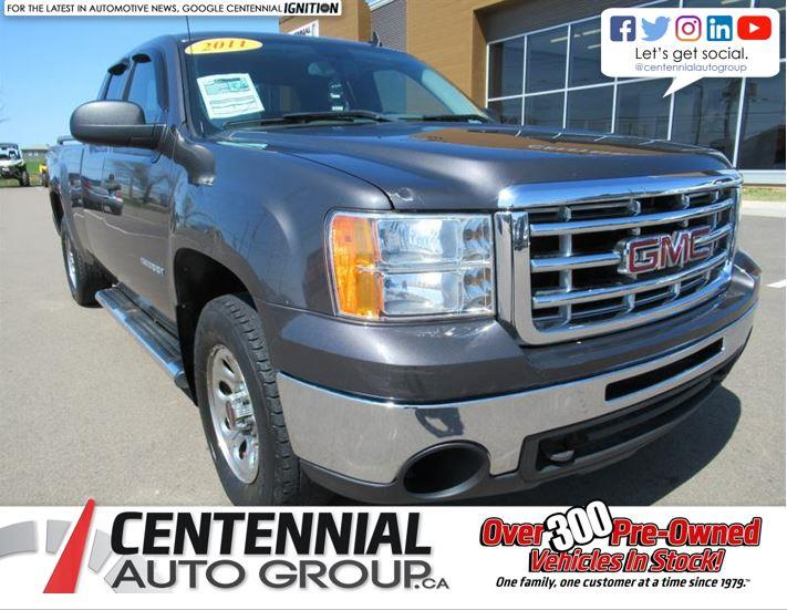 2011 GMC Sierra 1500 SL Nevada Edition 4WD Ext Cab 143.5 | AS TRADED #U442