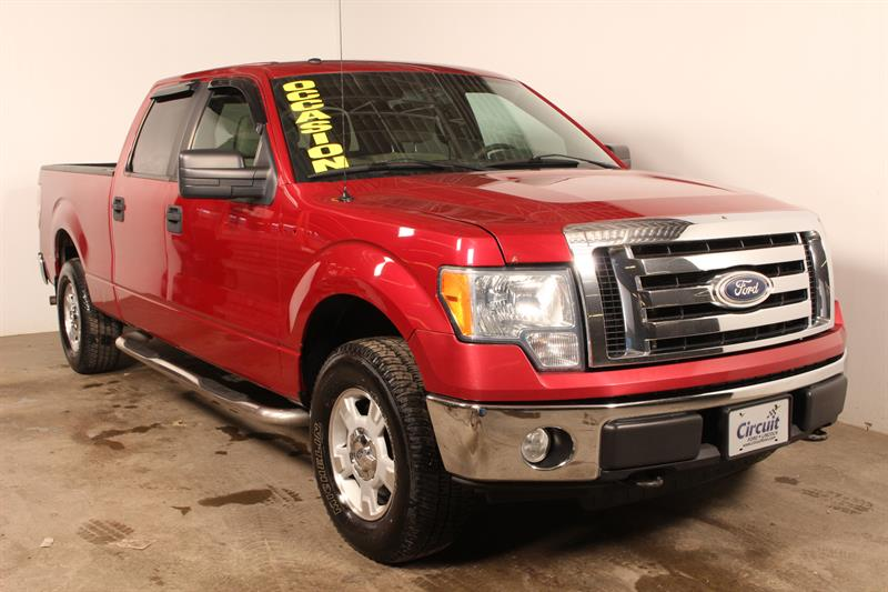 Ford F-150 2010 SuperCrew XLT 4X4 #81539c