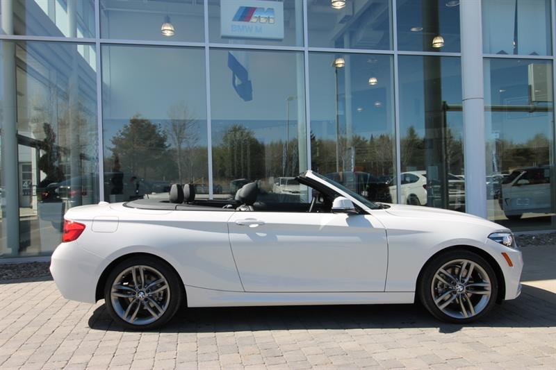 2018 BMW 2 Series 230i xDrive Cabriolet #18-456