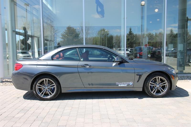 BMW 4 Series 2018 430i xDrive Cabriolet #18-040N