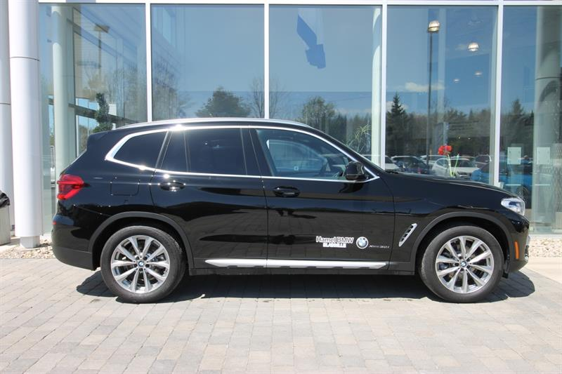 BMW X3 2018 xDrive30i #18-335