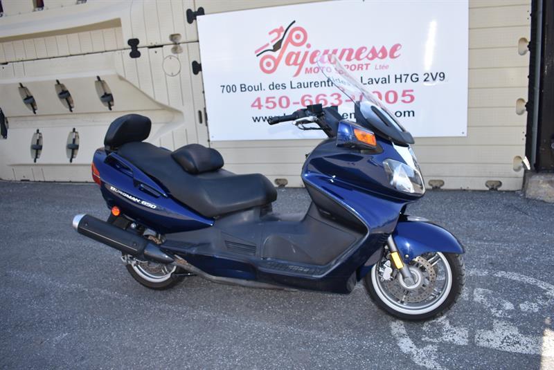 Scooter burgman 650 2003