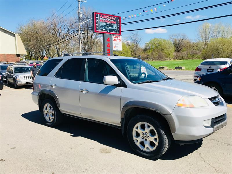 Acura MDX 2002 4WD-Auto-7 Passagers-Cuir-Toit #94559