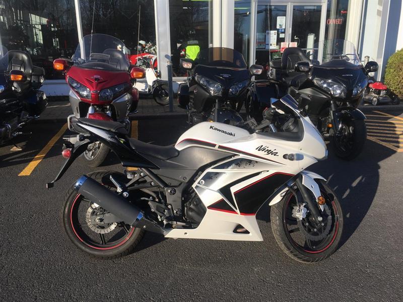 Kawasaki EX 250 2011