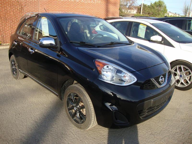 Nissan Micra KROM BLUETOOTH-CAMERA-MAGS 2015 #M19