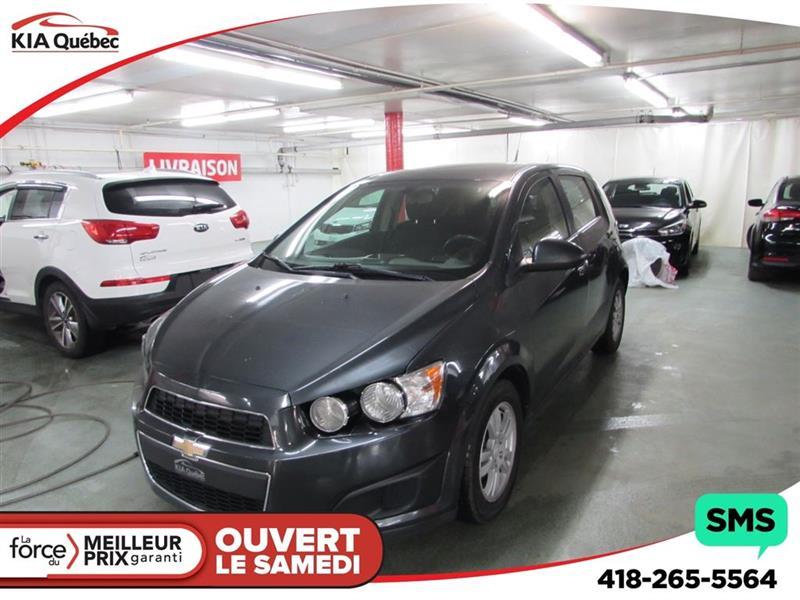Chevrolet Sonic 2014 LT *CAMÉRA DE RECUL* GROUPE ÉLECTRIQUE* #K180698A