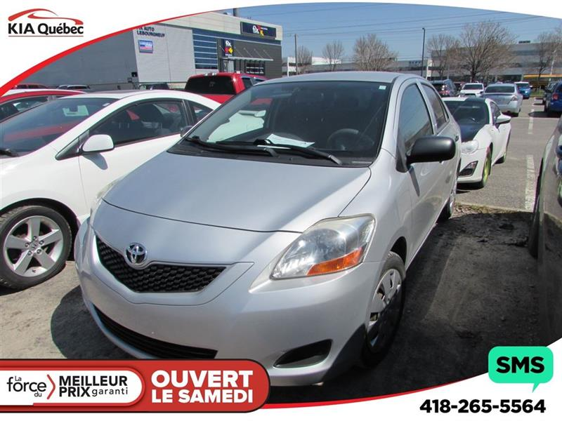 Toyota Yaris 2009 Base *AUTOMATIQUE* INSPECTION 135 POINTS* #K180636A