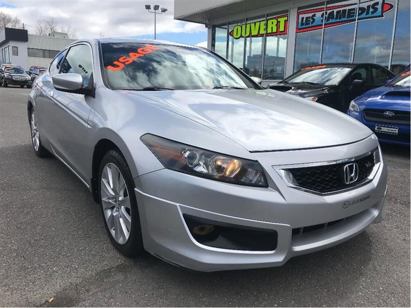 Honda Accord 2008 EX-L V6 #J01065A