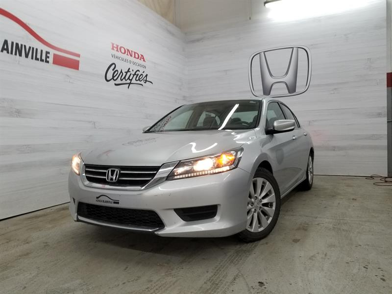 Honda Accord Berline 2015 4 portes Lx Automatique #u-1110