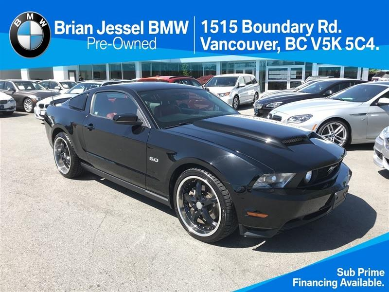 2011 Ford Mustang GT 2Dr Coupe #BP625010