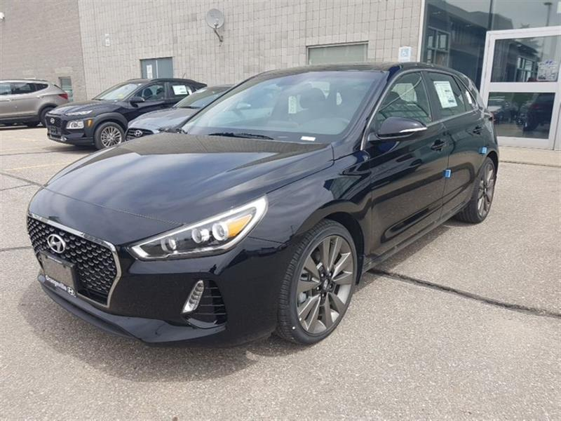 2018 Hyundai Elantra Gt Sport Auto - Leather/Sunroof/Touchscreen #82032