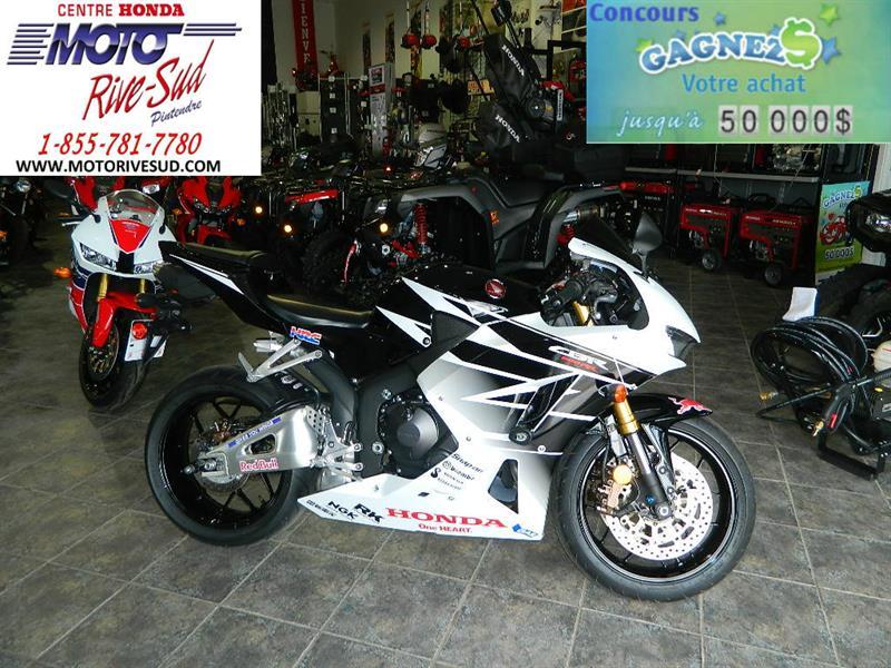 Honda CBR 600 RA 2016