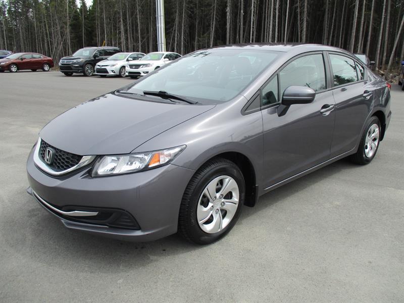 2014 Honda Civic Sedan 4dr CVT LX #U22254