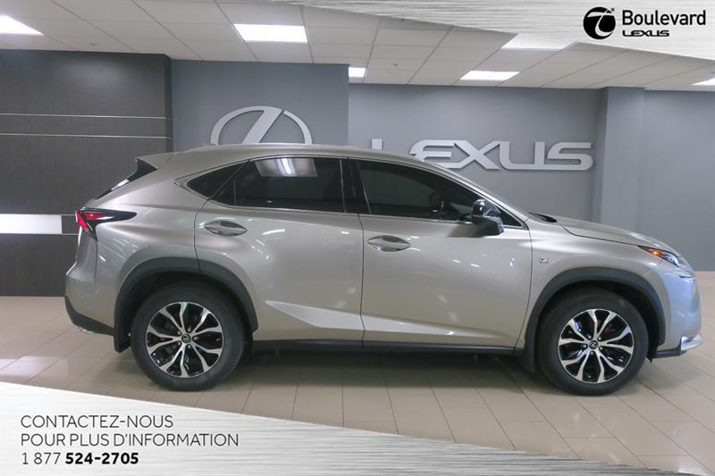 Lexus NX 200t 2017 FSPORT 1 #111112