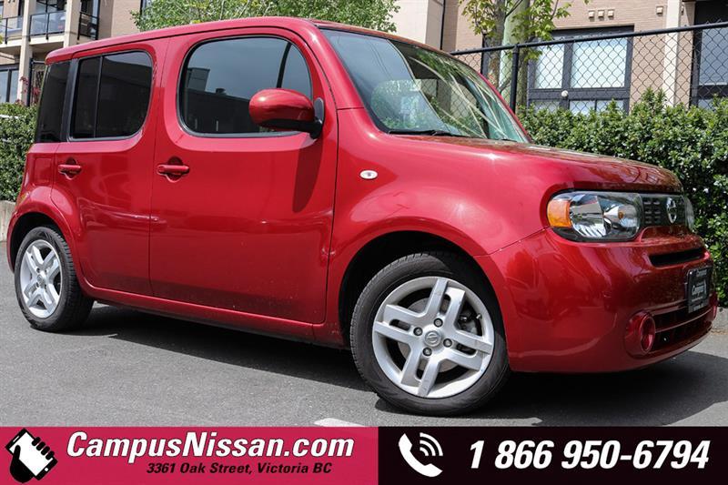 2013 Nissan Cube SL SUV w/ Bluetooth #JN2915
