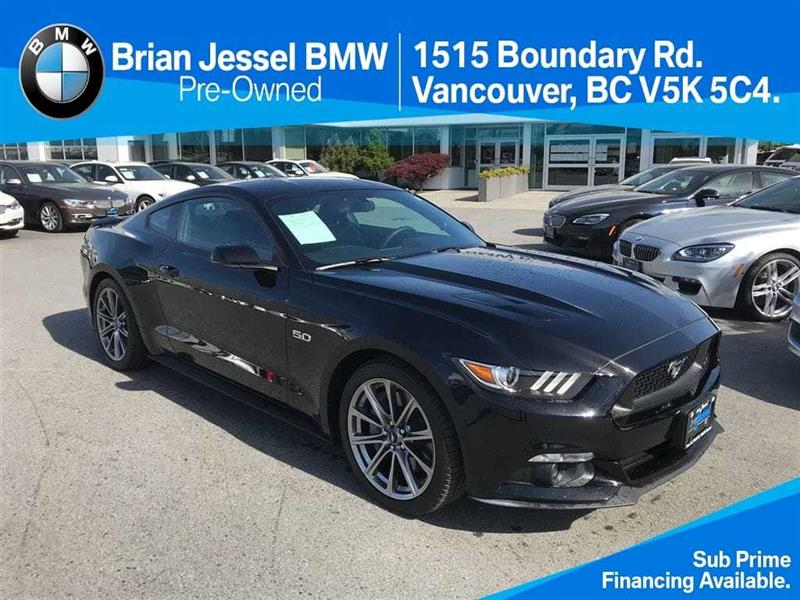 2017 Ford Mustang Coupe GT Premium #BP6453