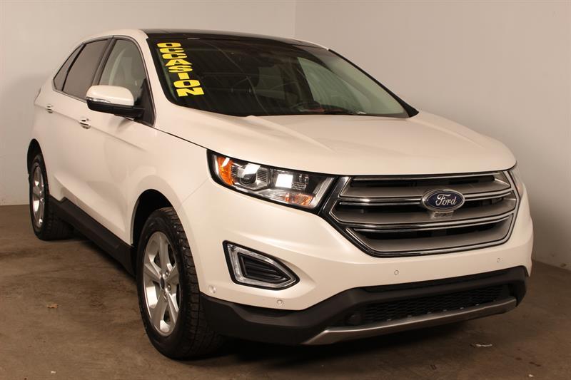 Ford EDGE 2015 ** TITANIUM ** AWD #80373a