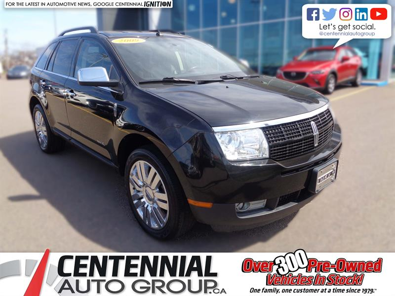 2009 Lincoln MKX AWD 4dr #5706A