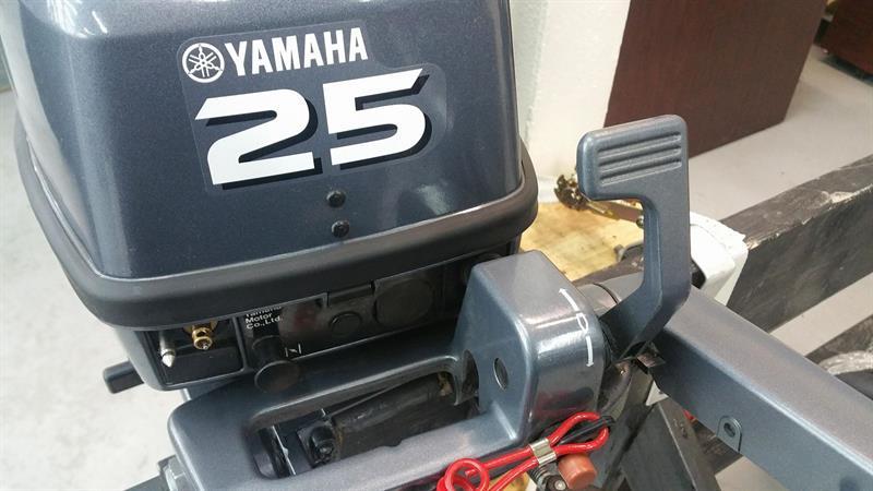 Yamaha 25 2009