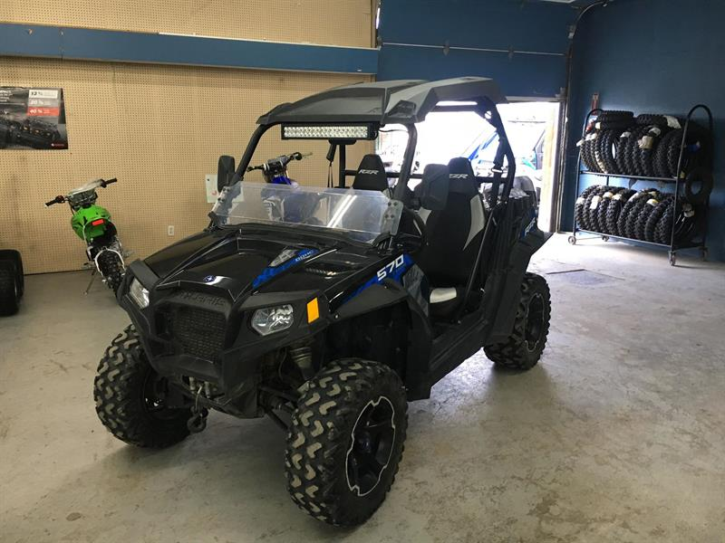 Polaris RZR 570 EPS 2015