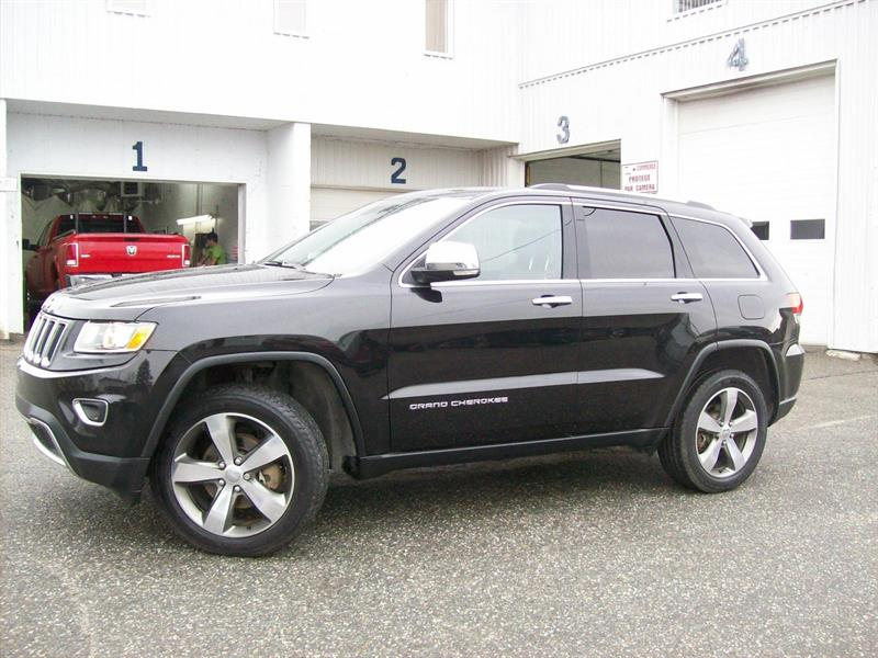Jeep Grand Cherokee 2015 Limited #J5257A