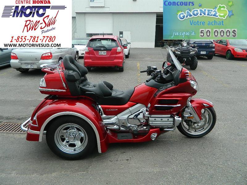 Honda HONDA TRIKE GL 1800  GOLDWING 2008 MOTO #M2627
