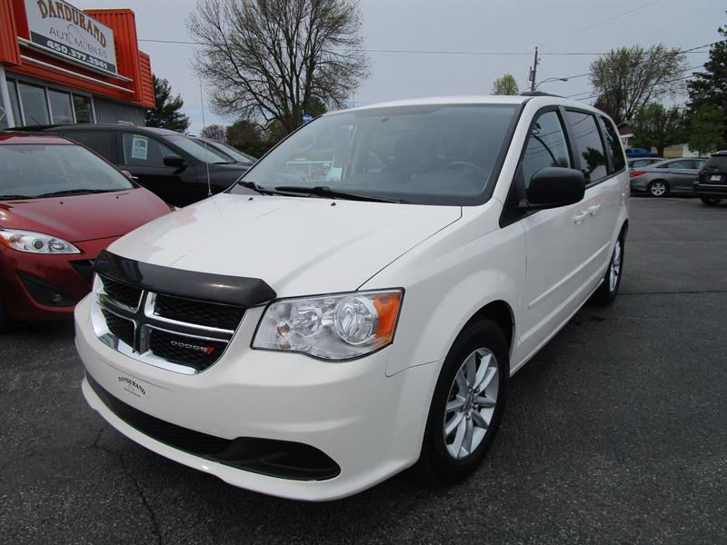 Dodge Grand Caravan 2013 4dr Wgn #2315a