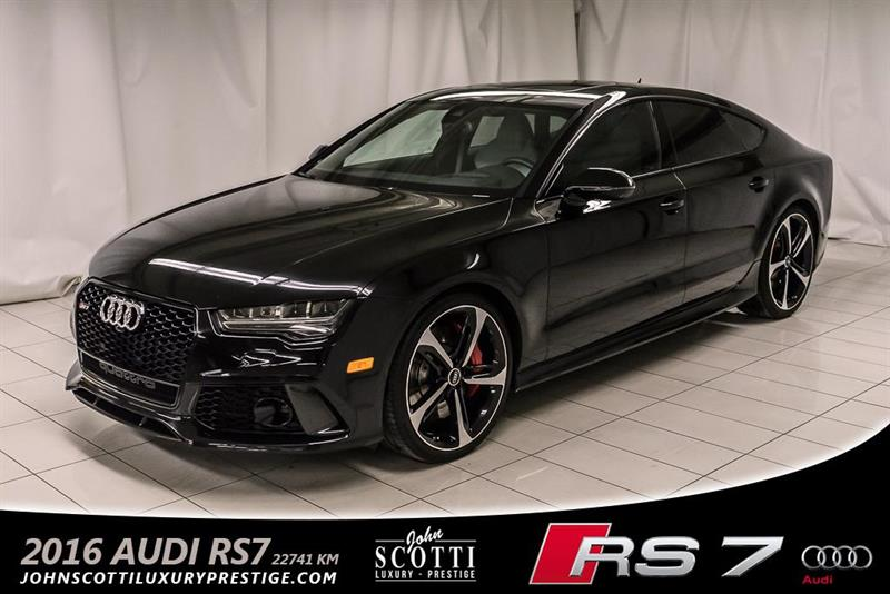 2016 Audi Rs 7 Carbon Optic #P15975