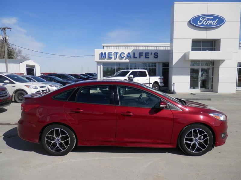 2015 Ford FOCUS SE #X71286
