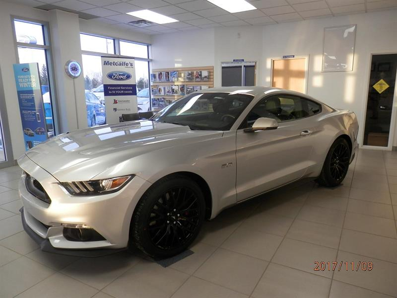 2017 Ford Mustang GT Premium #294417