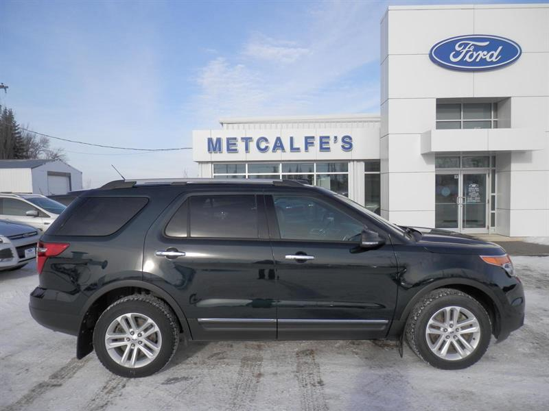 2015 Ford Explorer XLT #XX2932